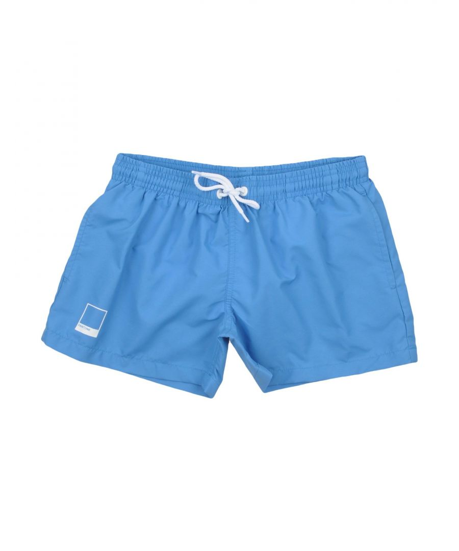 Image for SWIMWEAR Pantone Azure Boy Polyamid