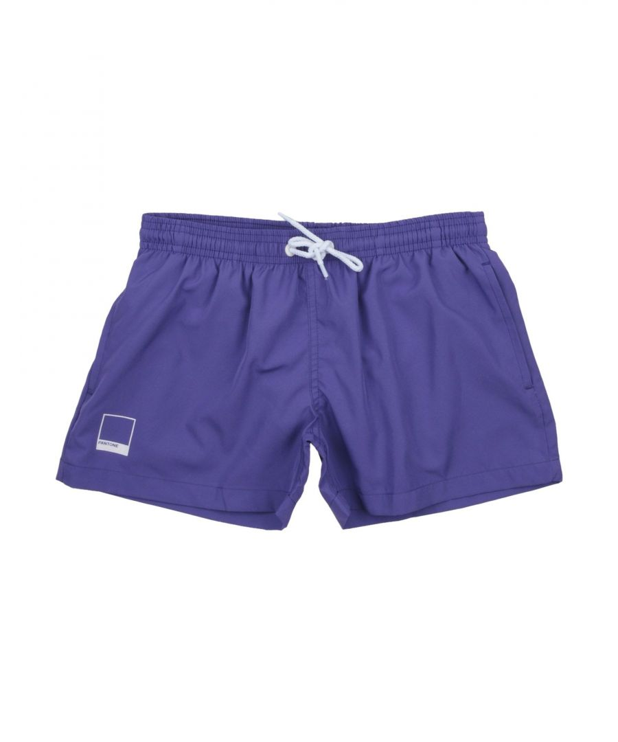 Image for SWIMWEAR Pantone Purple Boy Polyamid