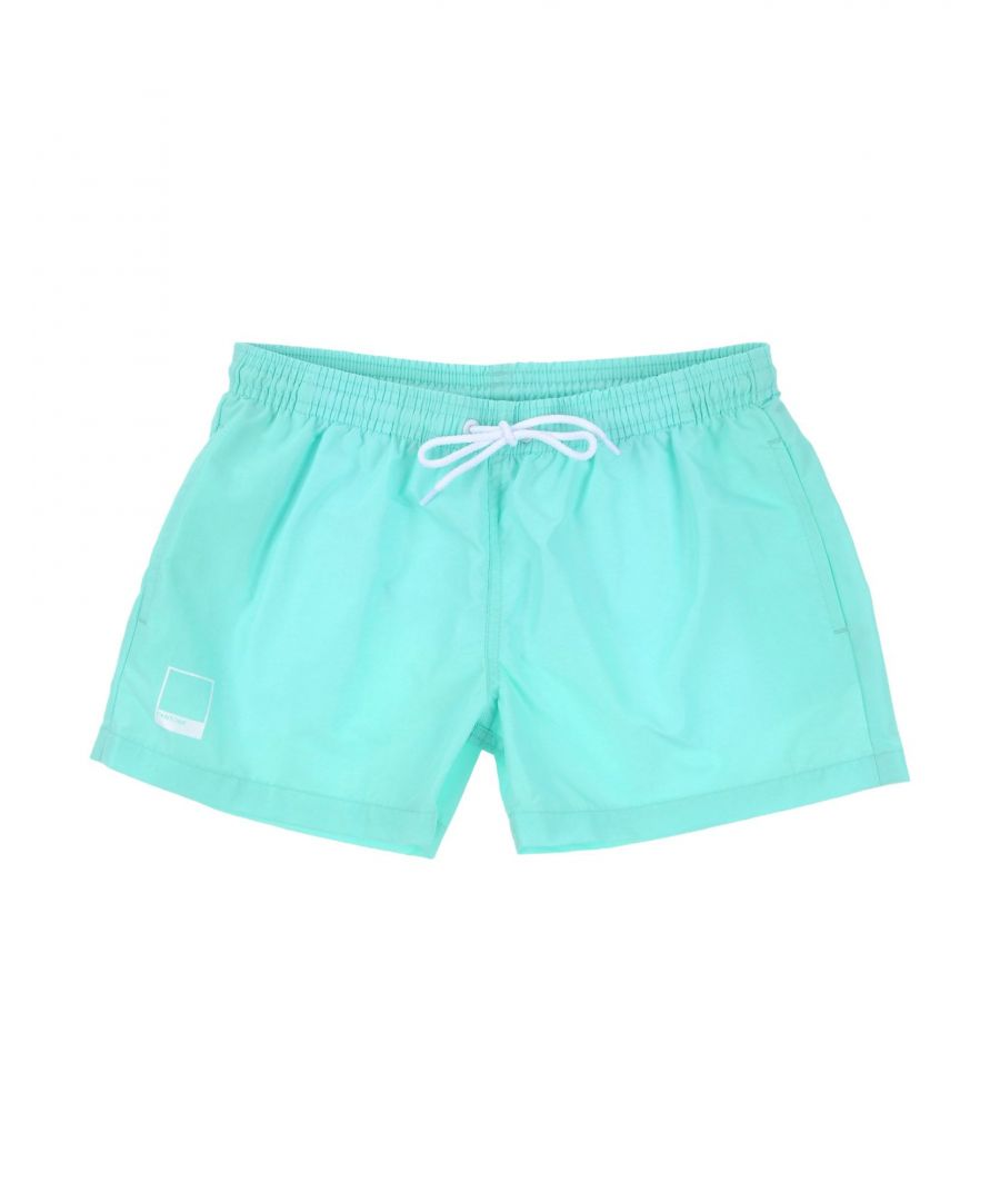 Image for SWIMWEAR Pantone Light green Boy Polyamid