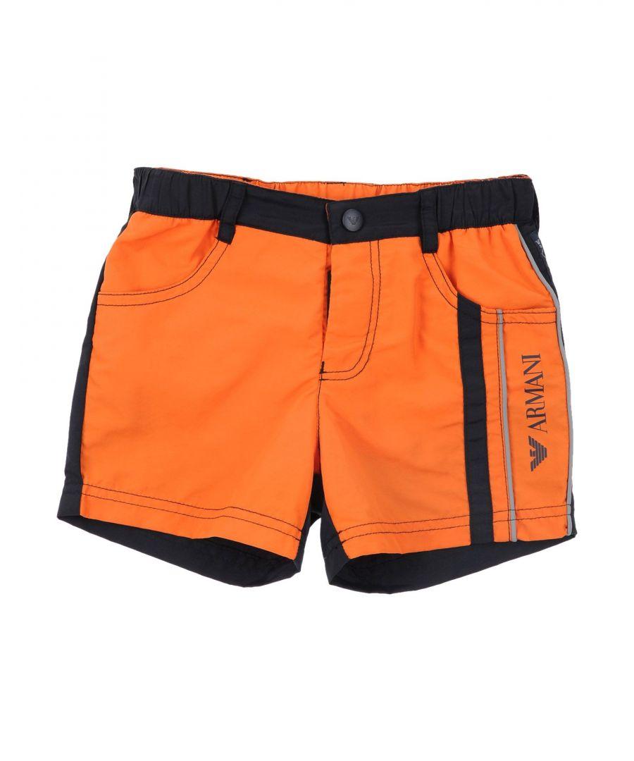 Image for SWIMWEAR Armani Junior Orange Boy Polyamid