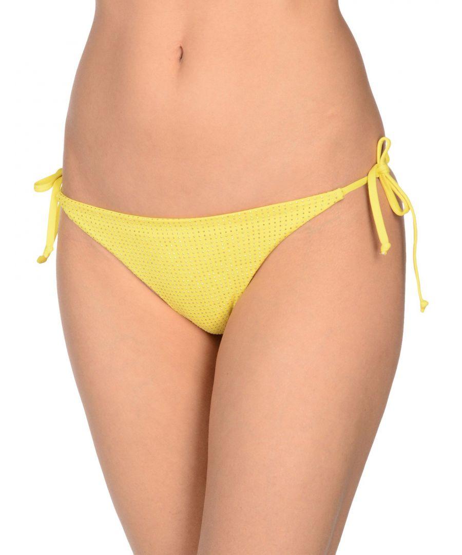 Image for SWIMWEAR Fisico Yellow Woman Polyamid