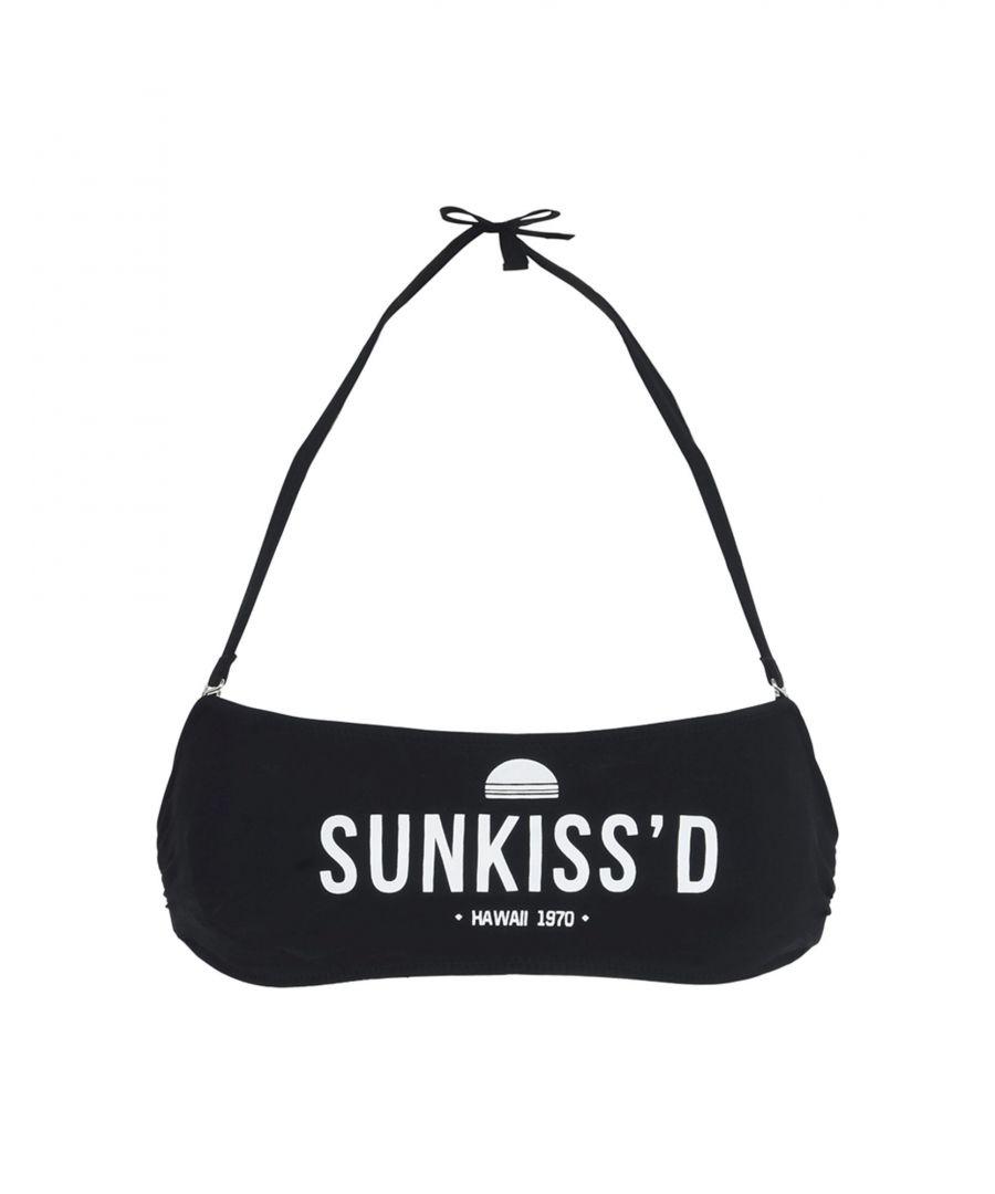 Image for Banana Moon Black Bikini Top