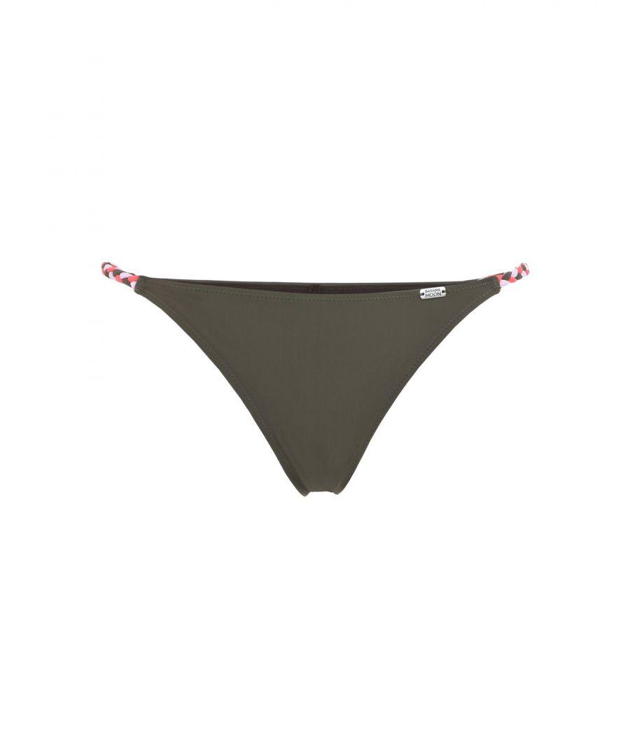 Image for Banana Moon Military Green Tanga Bikini Briefs