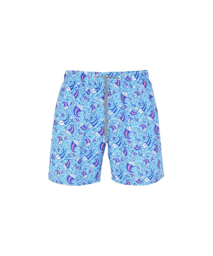 Image for Boardies Turquoise Swim Shorts