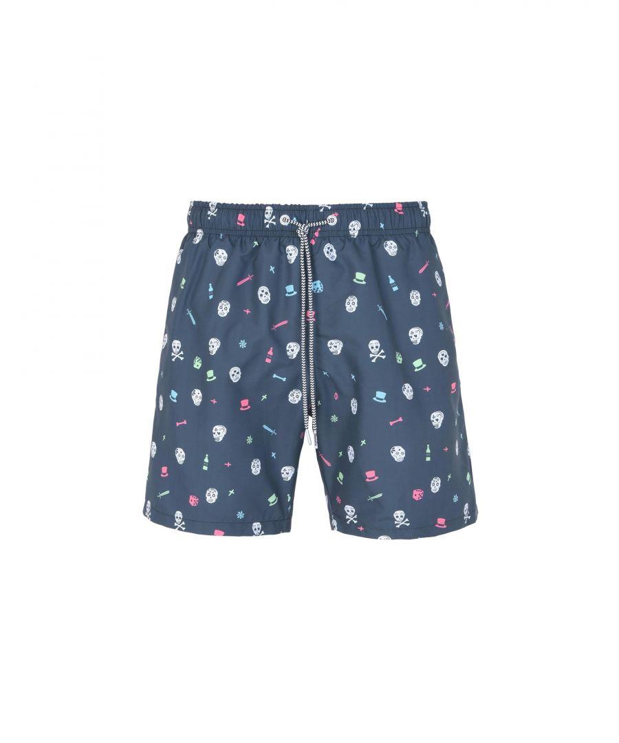 Image for Boardies Steel Grey Swim Shorts