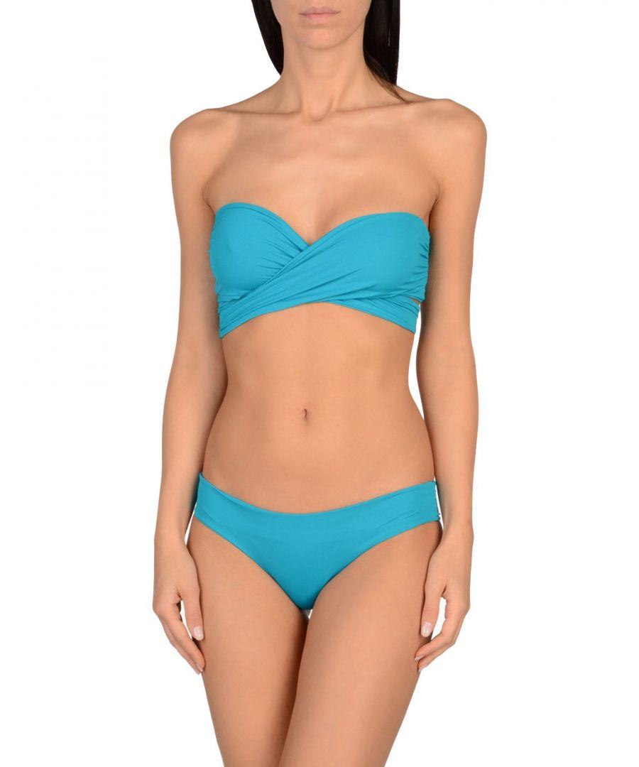 Image for S And S Turquoise Bandeau Bikini Set