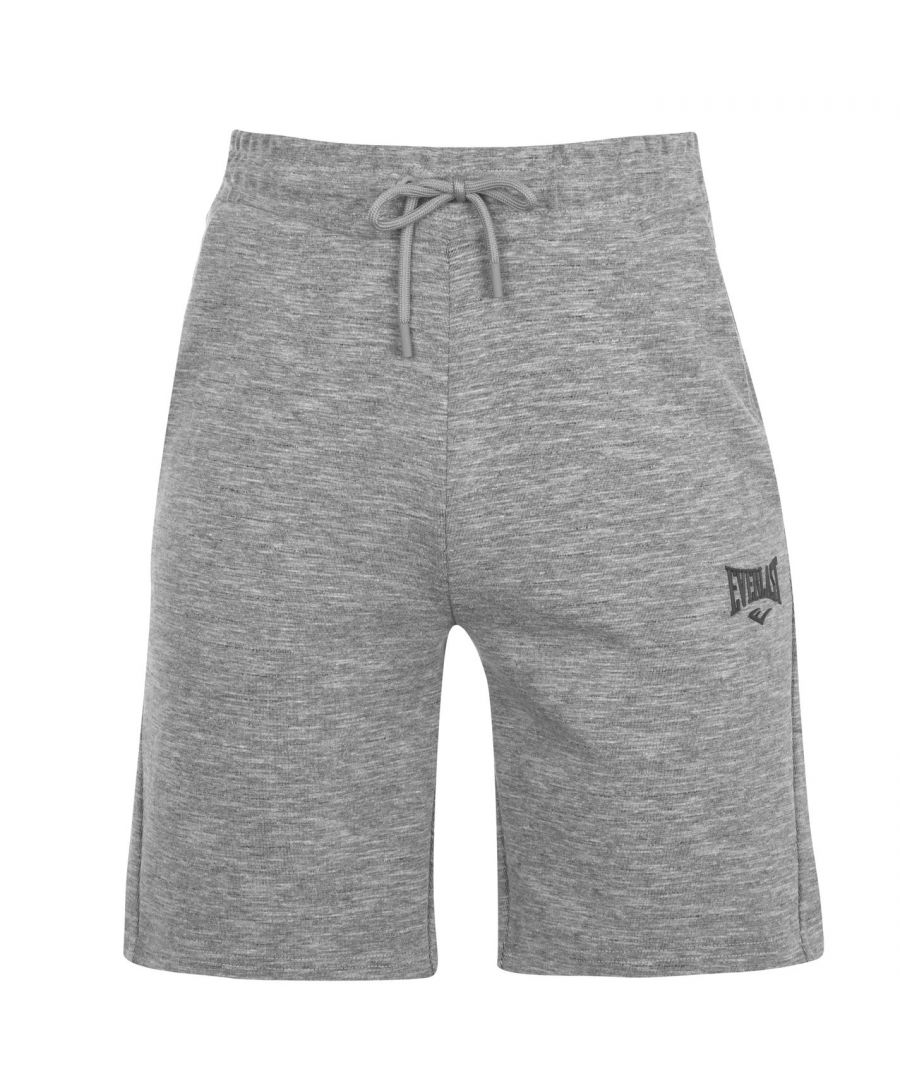 Image for Everlast Mens Fleece Short Shorts Pants Trousers Bottoms Sport Training