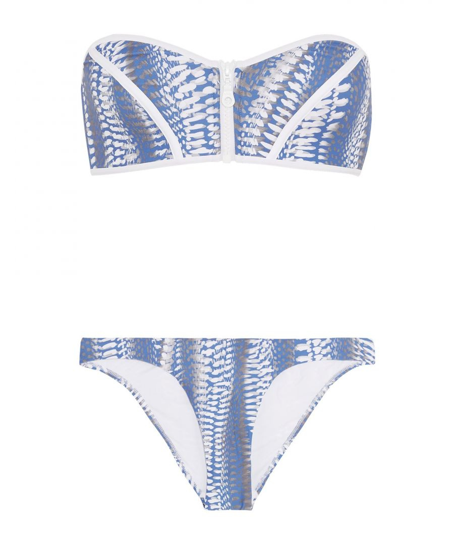 Image for SWIMWEAR Melissa Odabash Blue Woman Polyamid