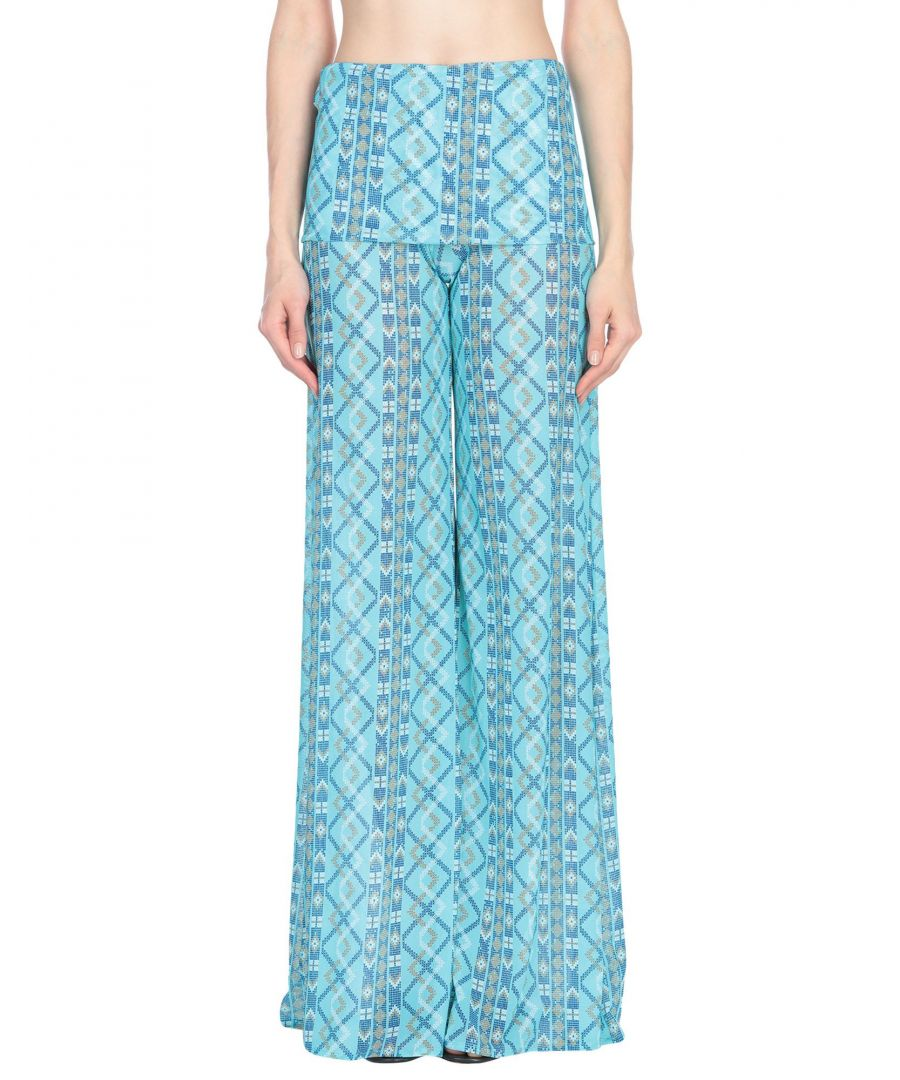 Image for Fisico Azure Print Trousers