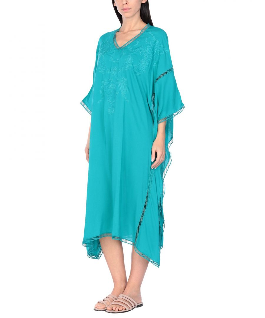 Image for Christies Turquoise Kaftan