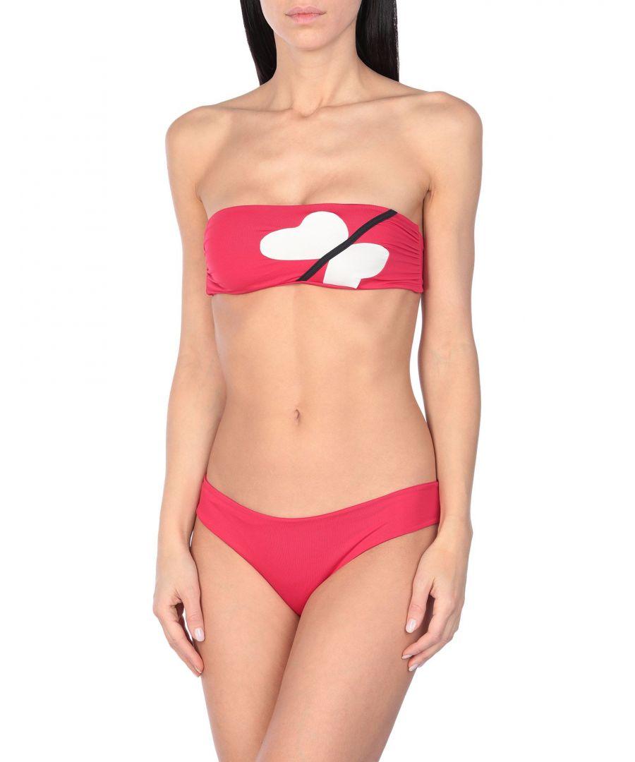 Image for S And S Garnet Bandeau Bikini Set