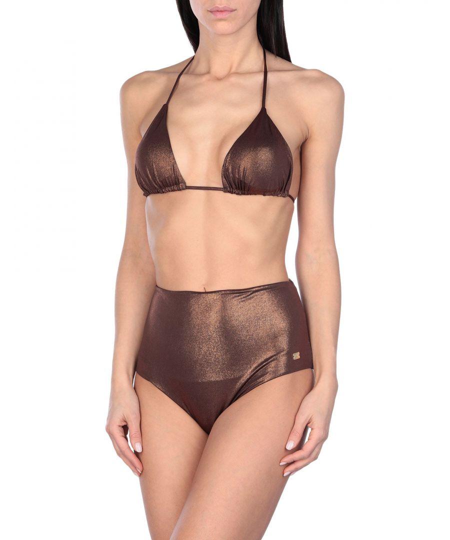 Image for Aurum Milano Bronze High Waisted Bikini Set