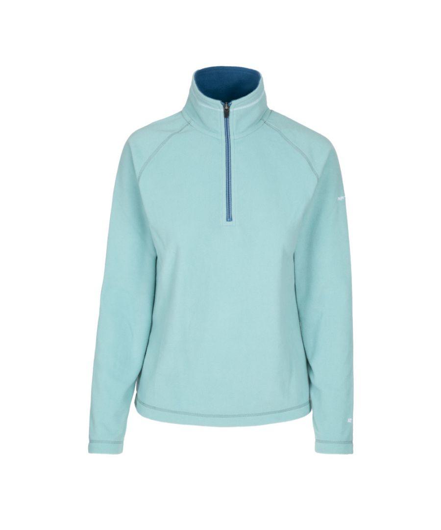 Image for Trespass Womens Skylar AT100 Half Zip Microfleece Jacket