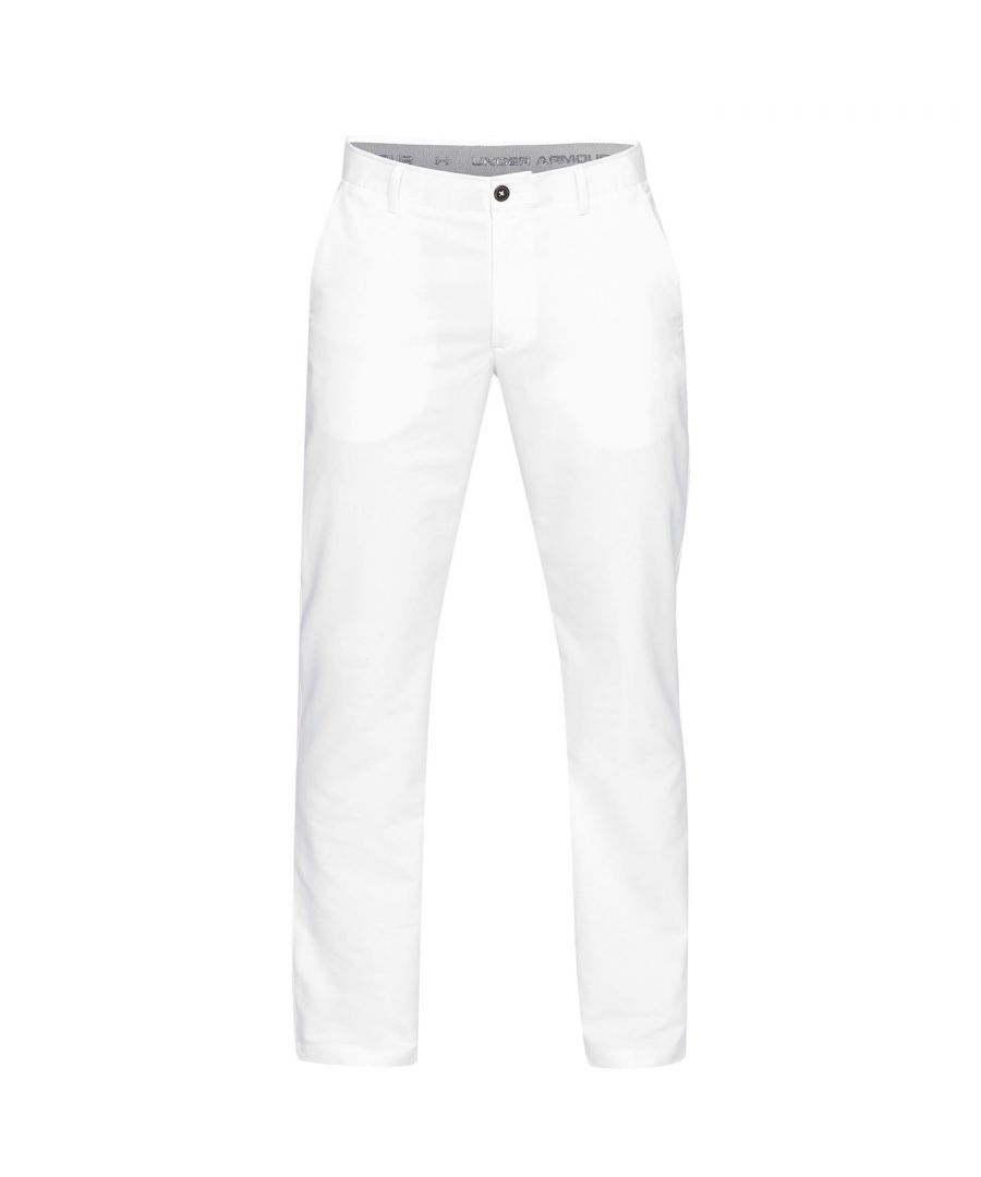 Image for Under Armour Mens EU Performance Tapered Trousers Pants Comfortable Golf Bottom