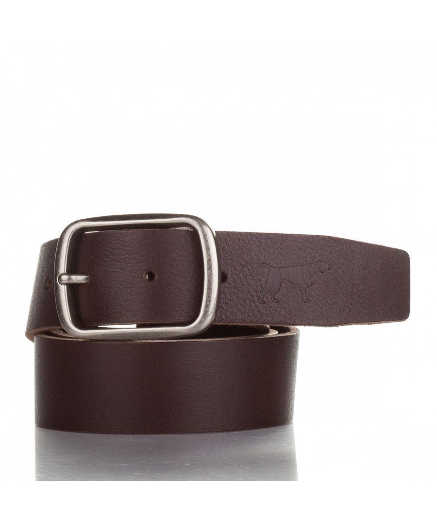 Image for Castellanísimos C806 Leather Belt Men Casual