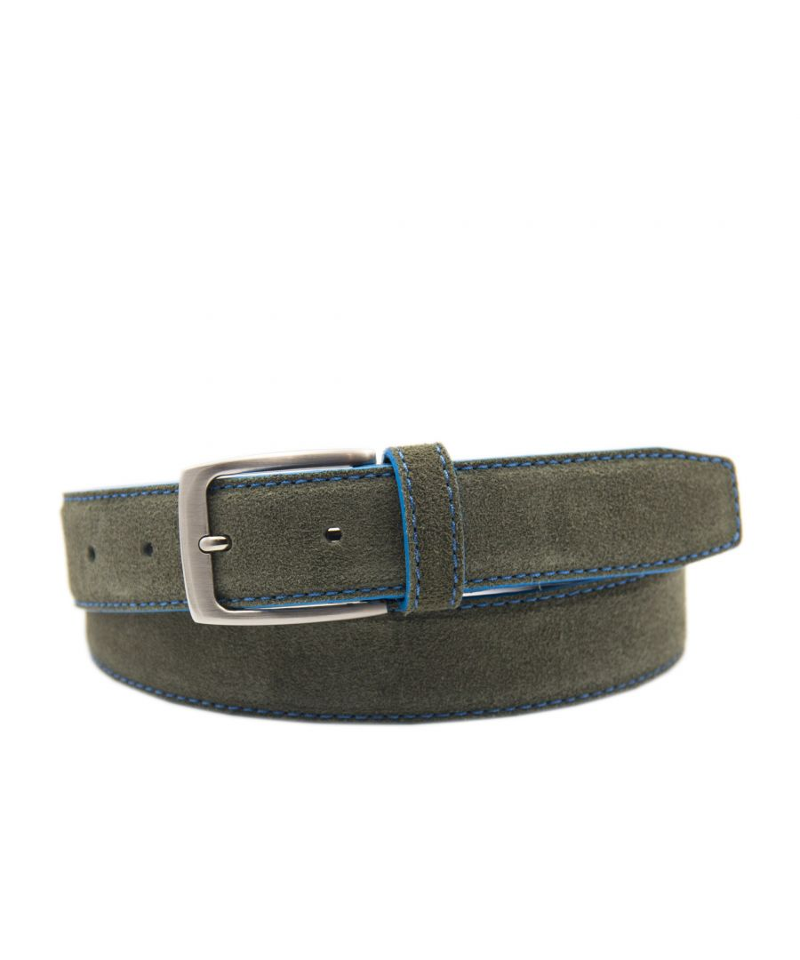 Image for Castellanísimos Leather Belt Men Casual