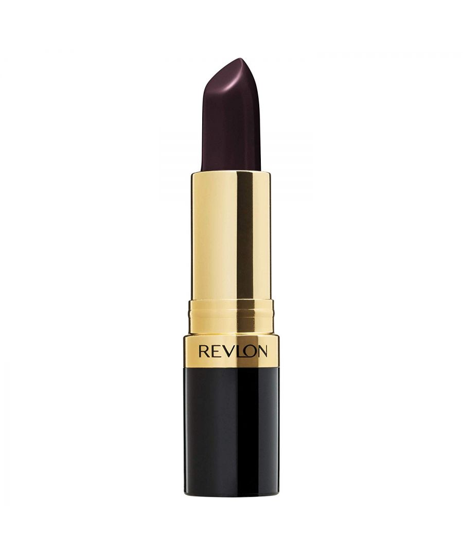 Image for Revlon Super Lustrous Crème Lipstick 4.2g - 477 Black Cherry