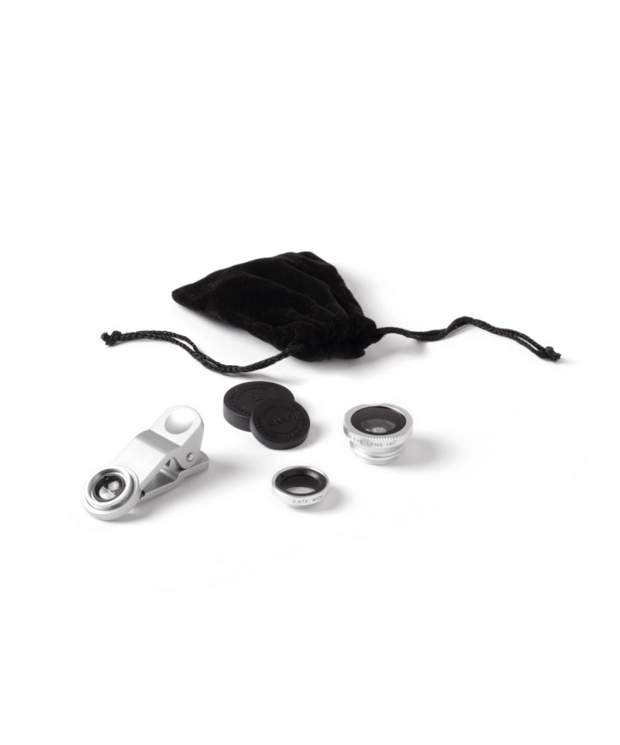 Image for Optik Black Universal Lenses