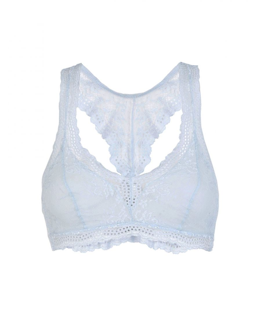 Image for Eberjey Sky Blue Soft Cup Bra