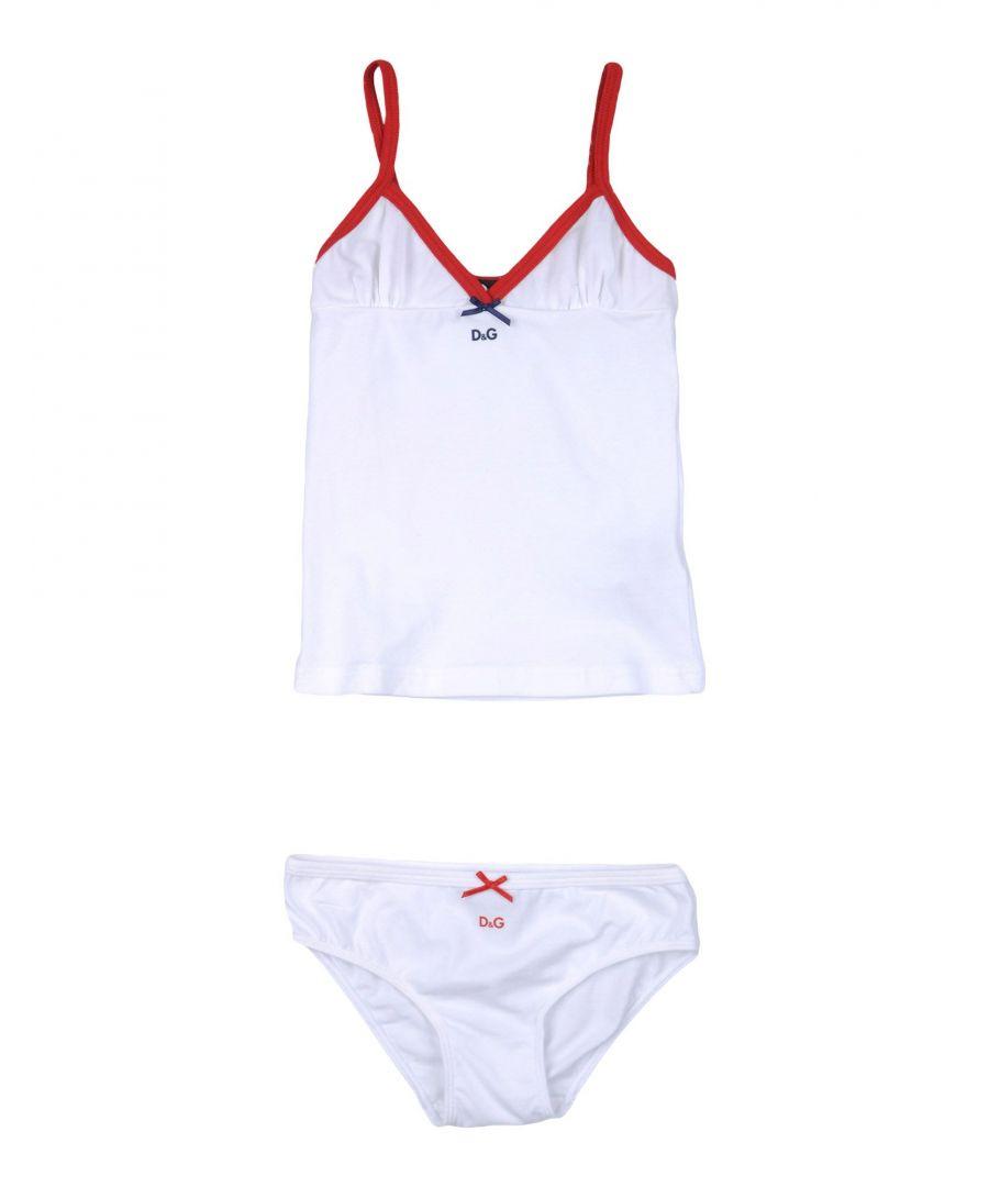 Image for UNDERWEAR Dolce & Gabbana White Girl Cotton