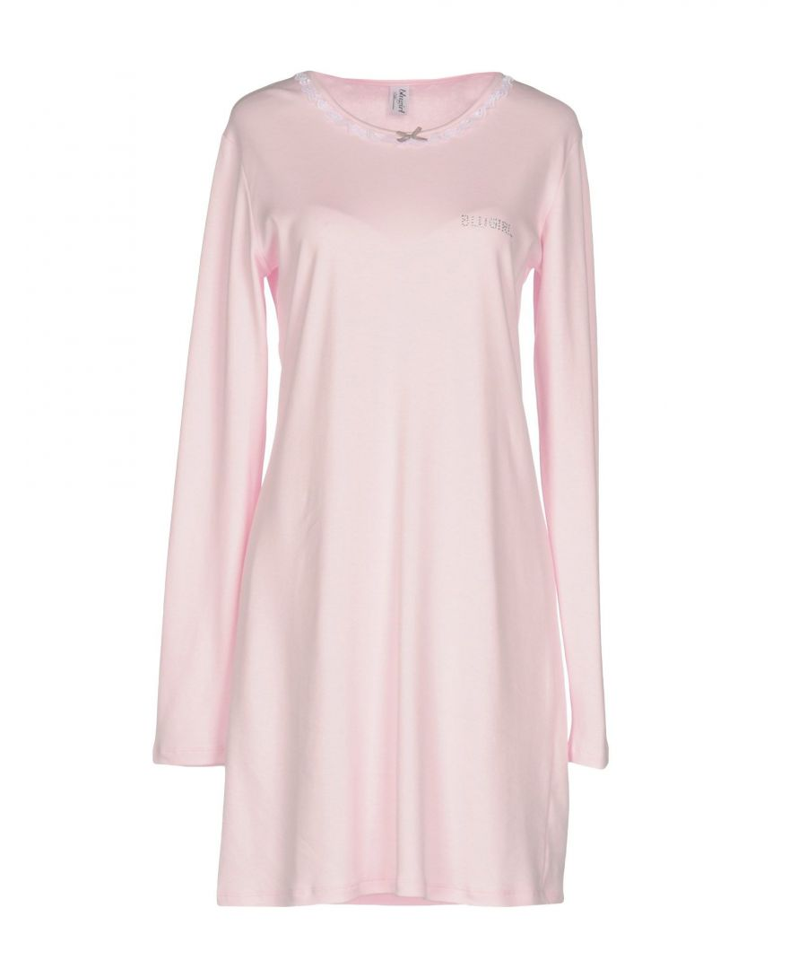 Image for Blugirl Blumarine Pink Cotton Nightdress