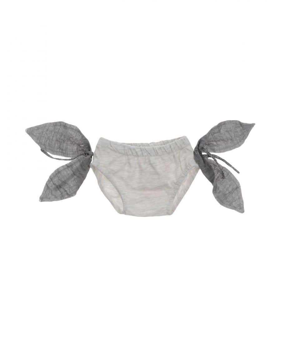 Image for UNDERWEAR Latte E Biscotti� Light grey Girl Cotton