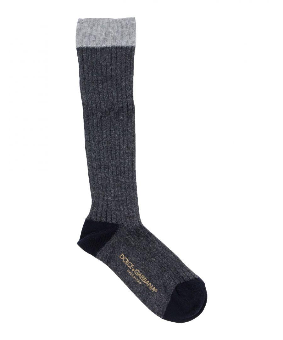 Image for UNDERWEAR Boy Dolce & Gabbana Steel grey Cotton