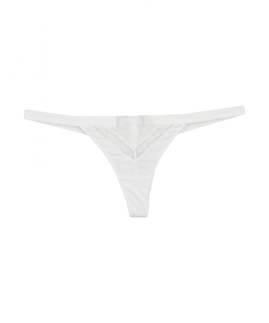 Image for UNDERWEAR Chantal Thomass White Woman Polyester