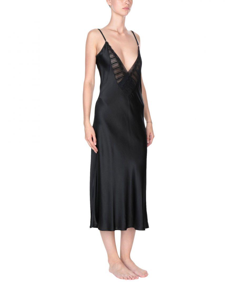 Image for Christies Black Silk Slip