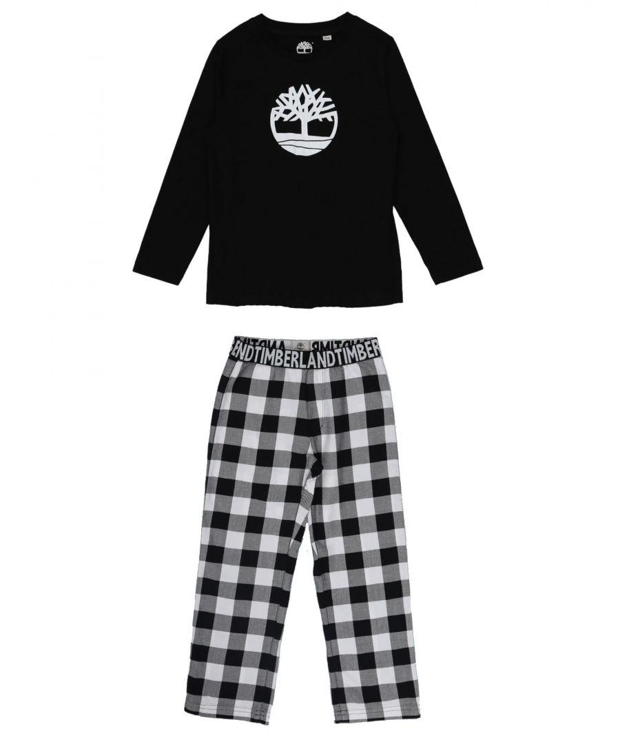Image for UNDERWEAR Boy Timberland Black Cotton