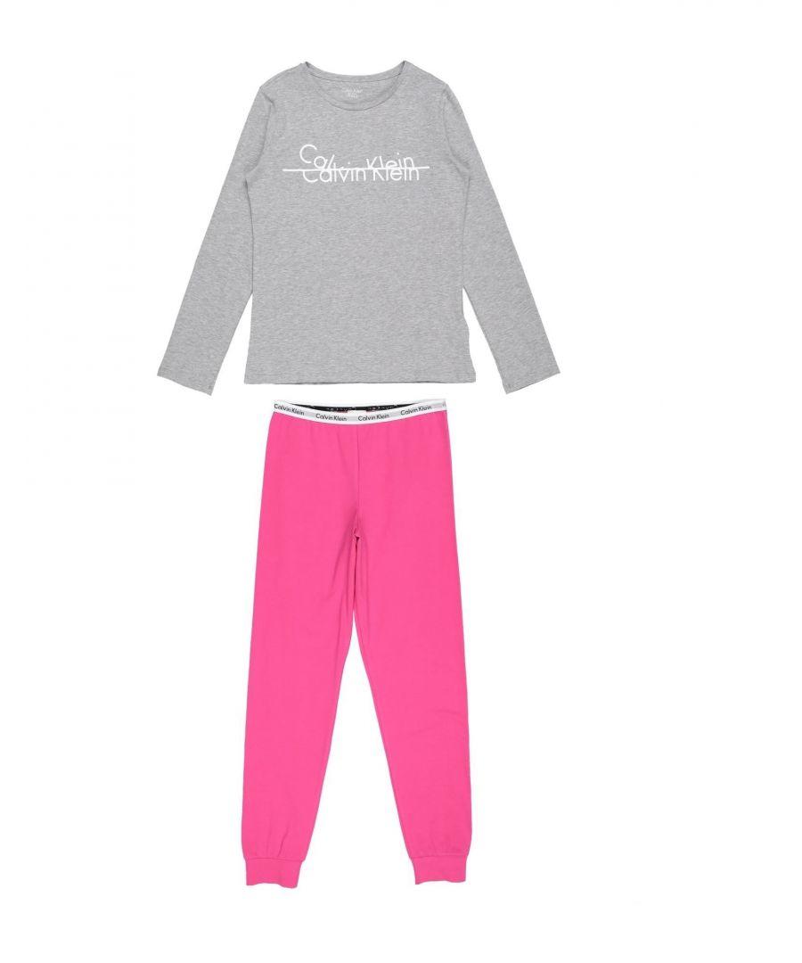 Image for UNDERWEAR Girl Calvin Klein Underwear Grey Cotton