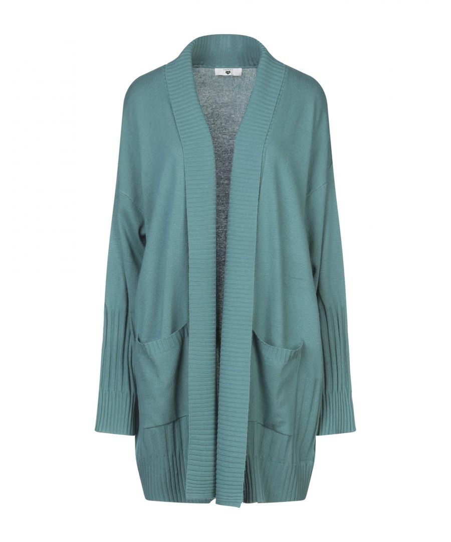 Image for Twinset Underwear Turquoise Lounge Cardigan