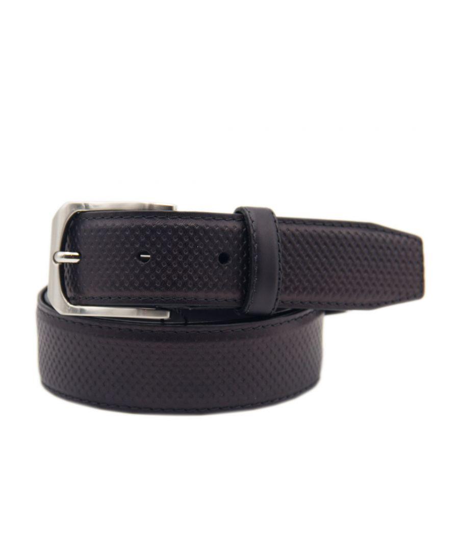 Image for Castellanísimos Leather Belt Men Casual