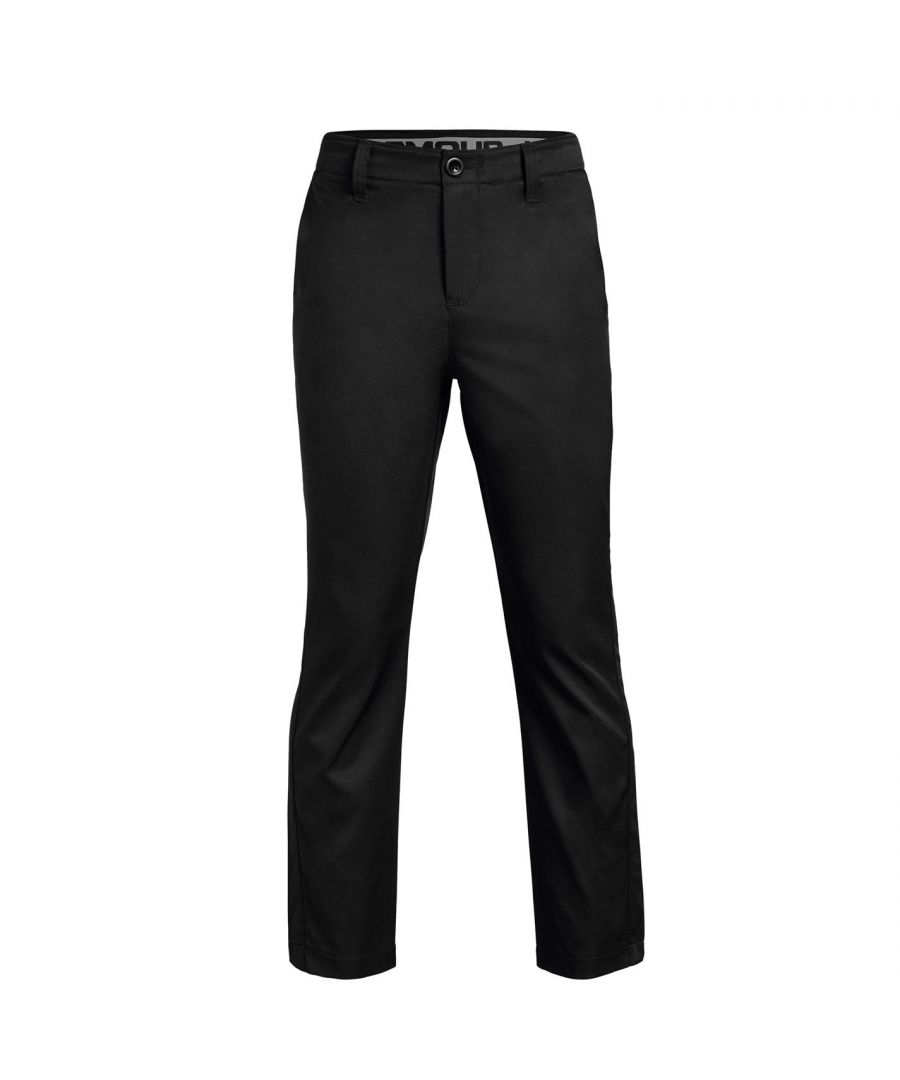 Image for Under Armour Boys Match Play 2 Trousers Bottoms Pants Juniors Closed Hem Fleece