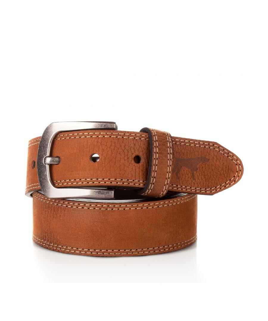 Image for Castellanísimos C805 Leather Belt Men Casual