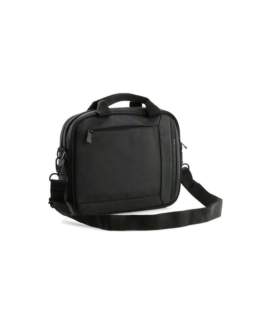 Image for Briefcase with Tablet Compartment Antonio Miró (10