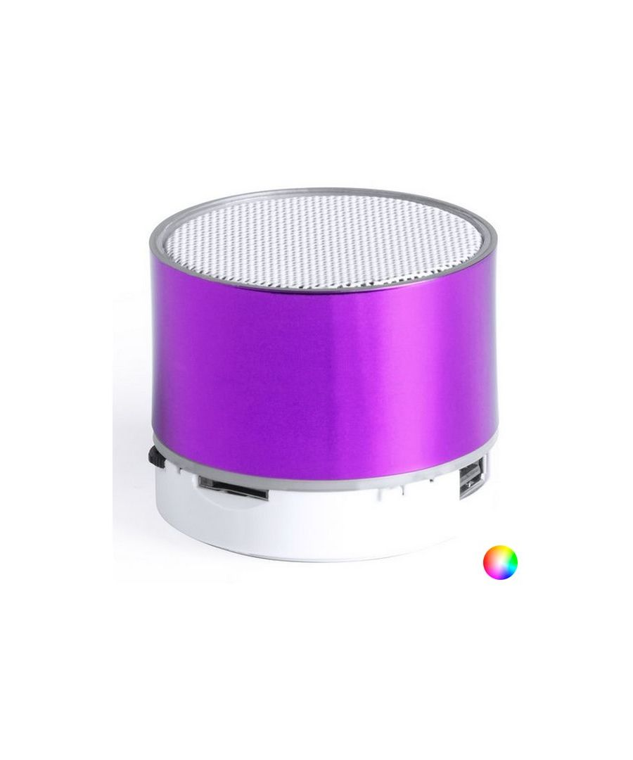 Image for Bluetooth loudspeaker with LED light 145775