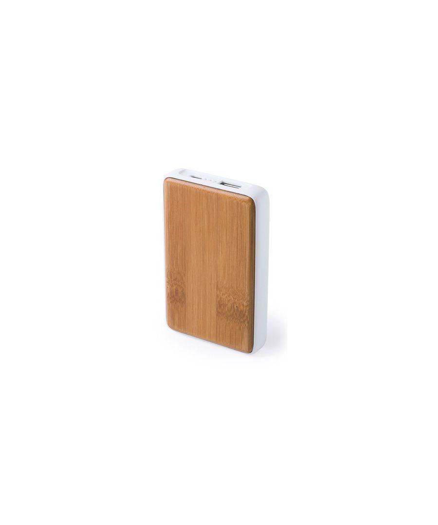 Image for Power Bank 4000 mAh Bamboo 146150