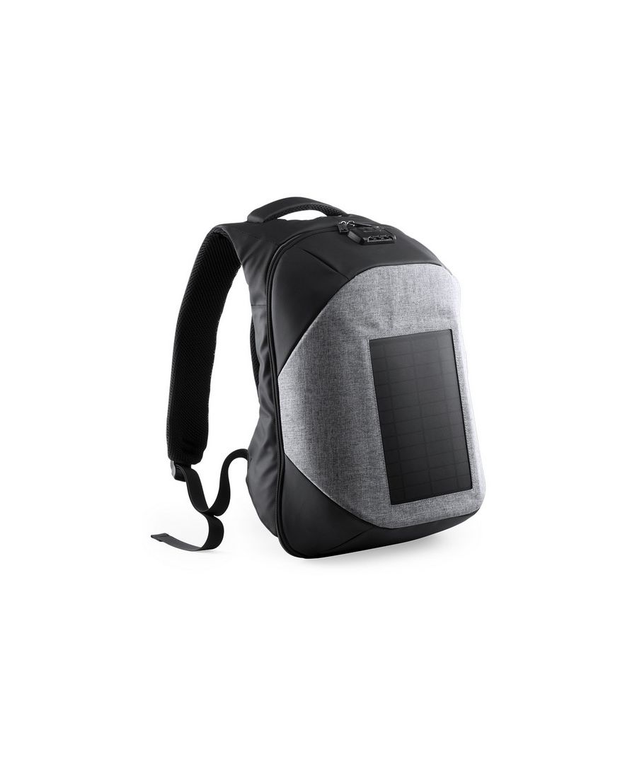 Image for Anti-theft Rucksack with USB and Tablet and Laptop Compartment 146128