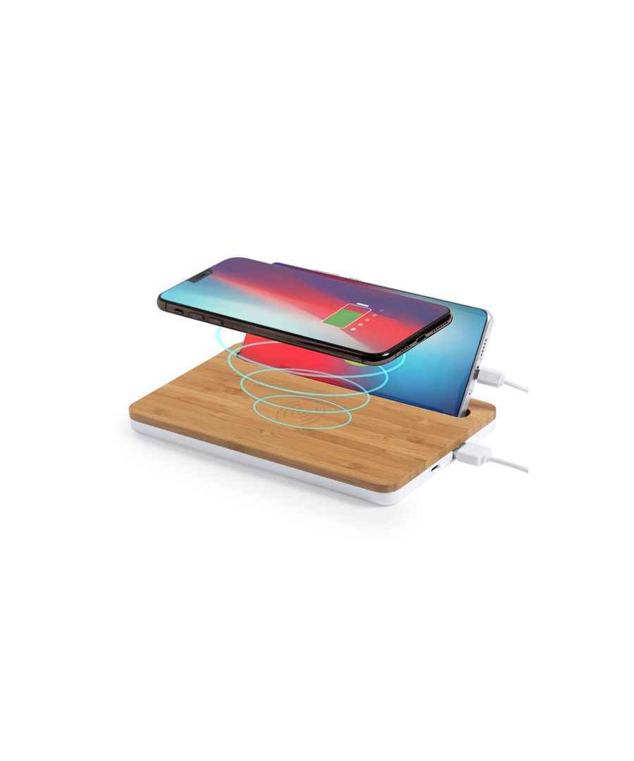 Image for Wireless Charger with Mobile Holder 146527