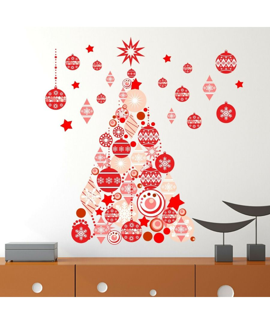 Image for WS9301 - Red Christmas tree