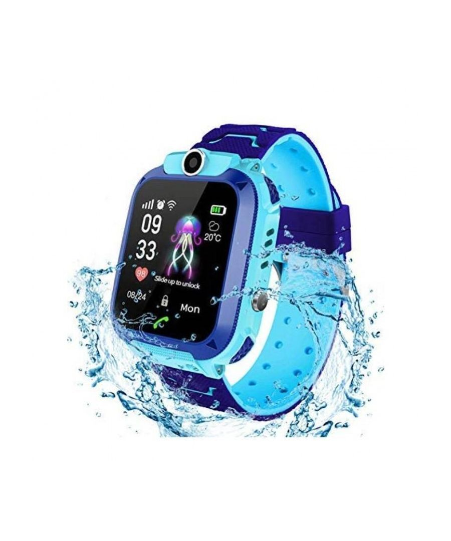 Image for Smart Multi-function Kids Smartwatch, Blue