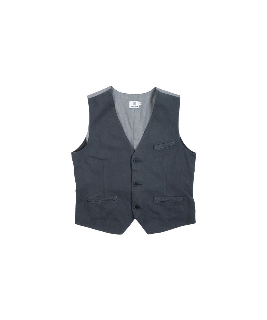 Image for SUITS AND JACKETS Mauro Grifoni Grey Boy Cotton