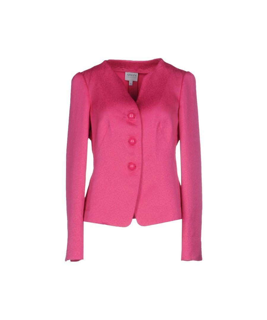 Image for Armani Collezioni Fuchsia Jacket