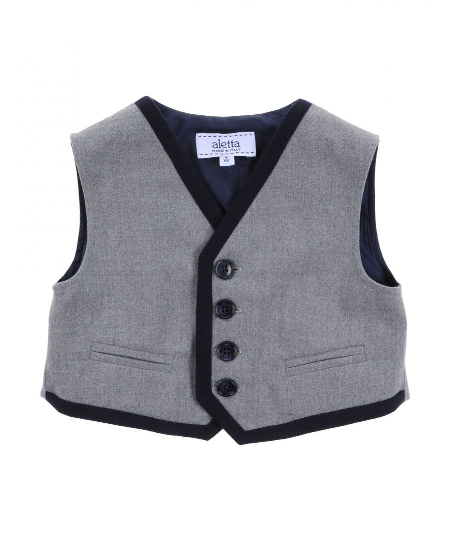 Image for SUITS AND JACKETS Boy Aletta Grey Wool
