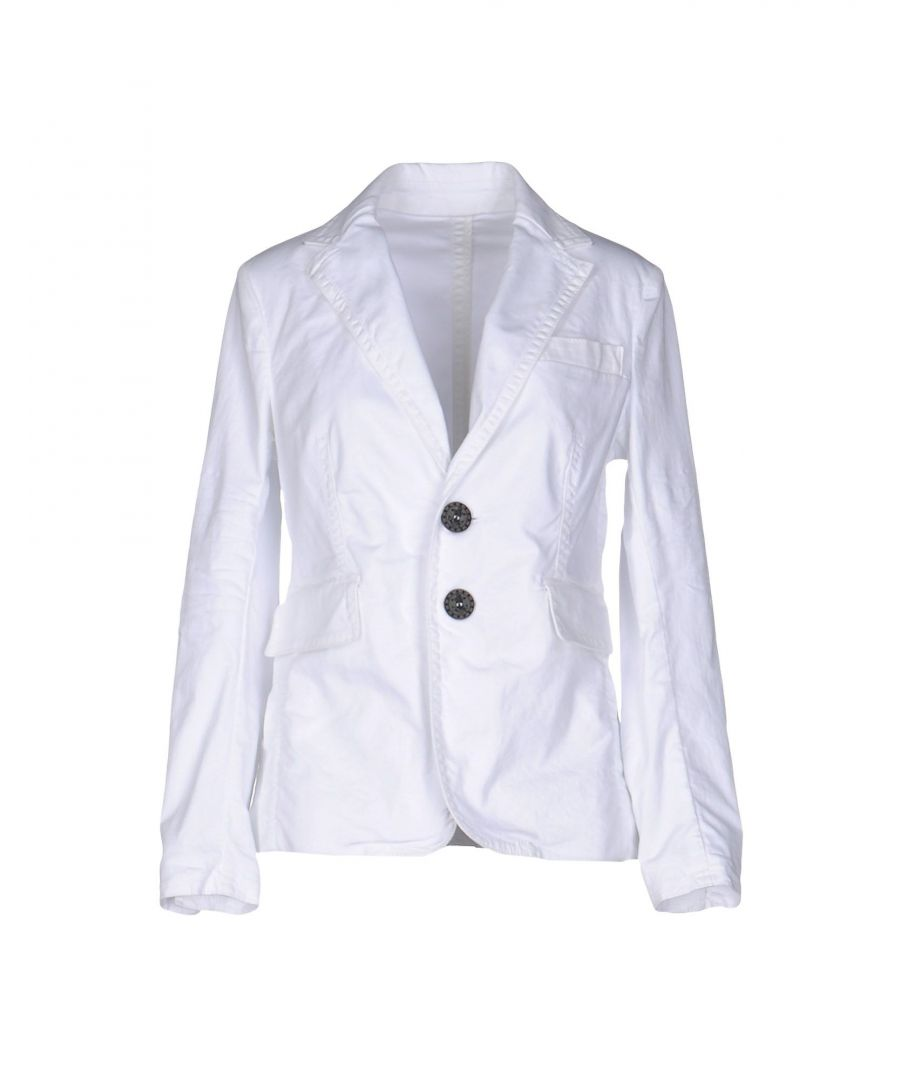 Image for SUITS AND JACKETS Dsquared2 White Woman Cotton