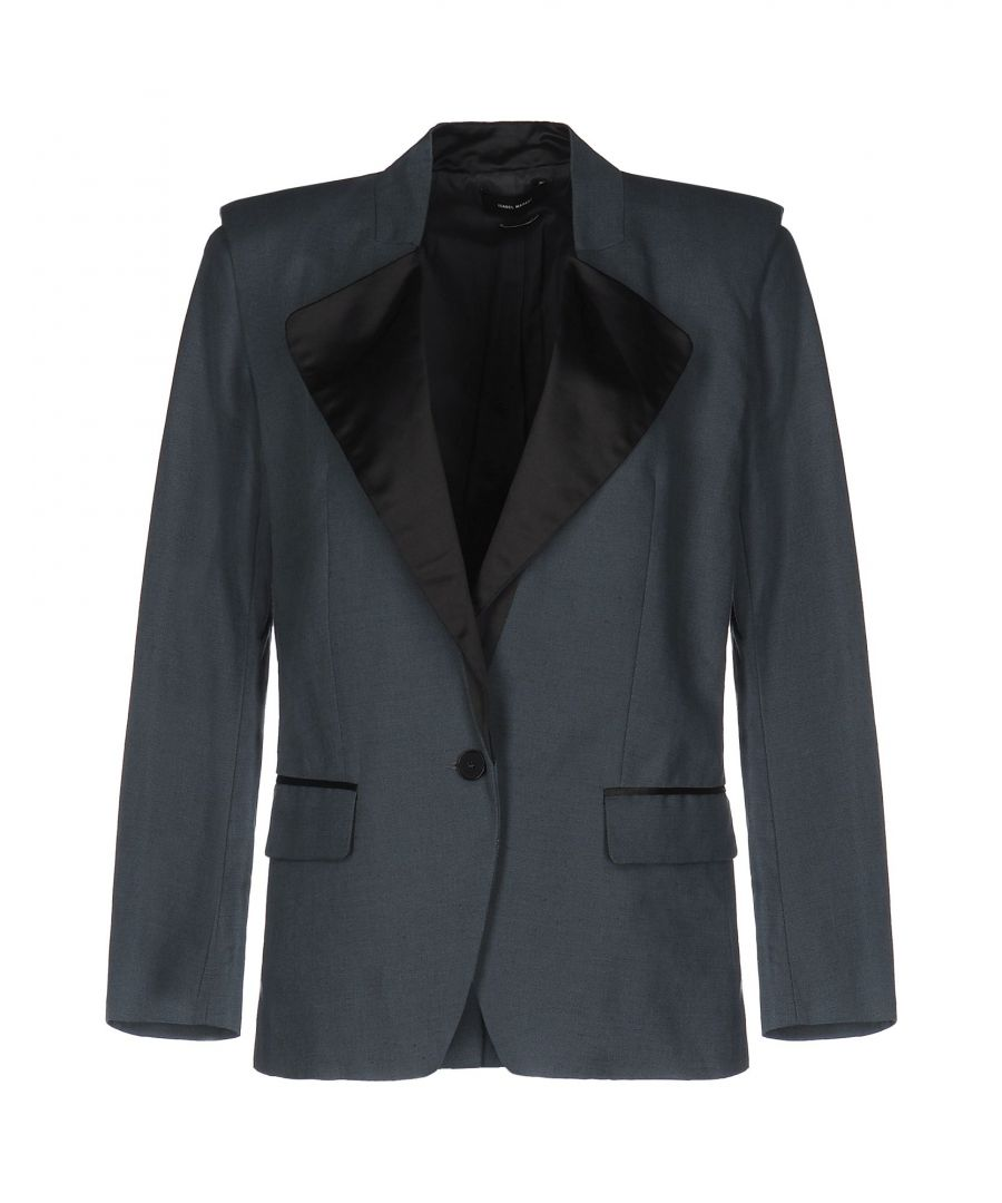 Image for SUITS AND JACKETS Isabel Marant Deep jade Woman Cotton