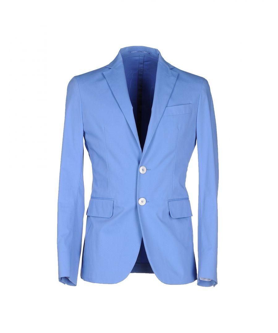 Image for Dsquared2 Azure Cotton Jacket