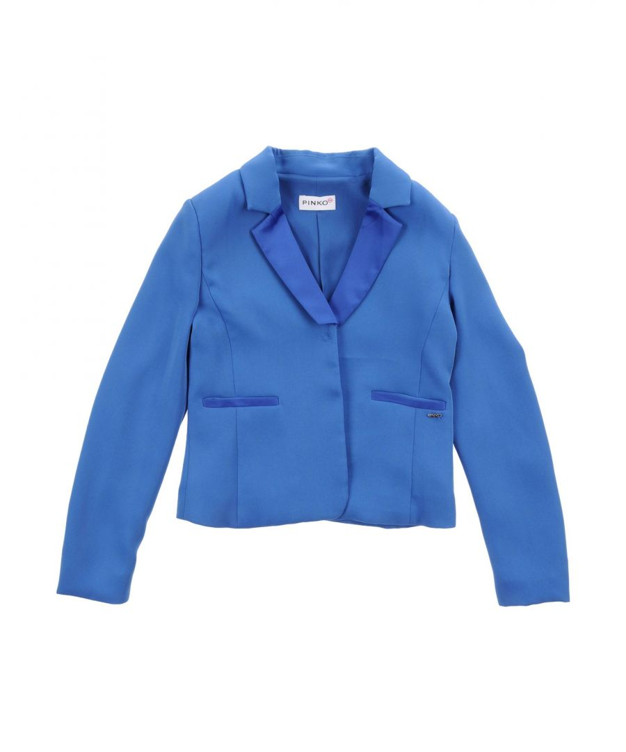 Image for SUITS AND JACKETS Pinko Up Blue Girl Polyester
