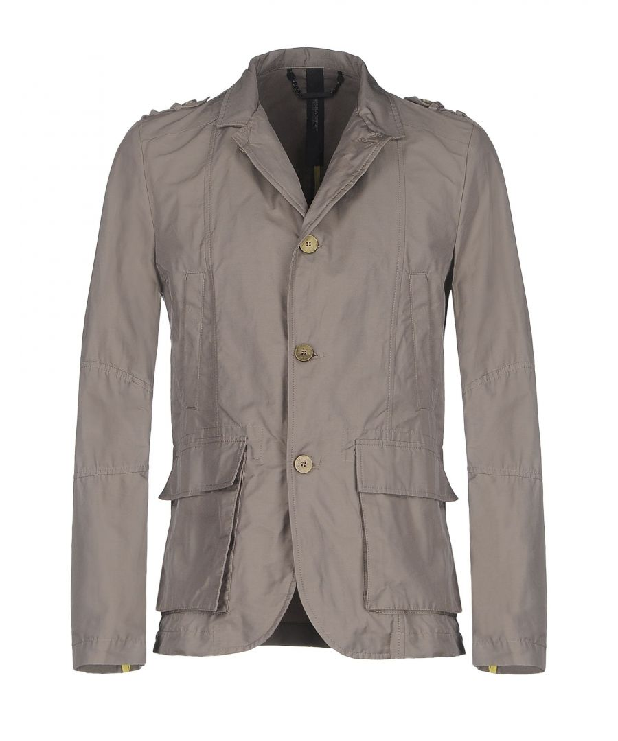 Image for SUITS AND JACKETS Man Messagerie Dove grey Polyester